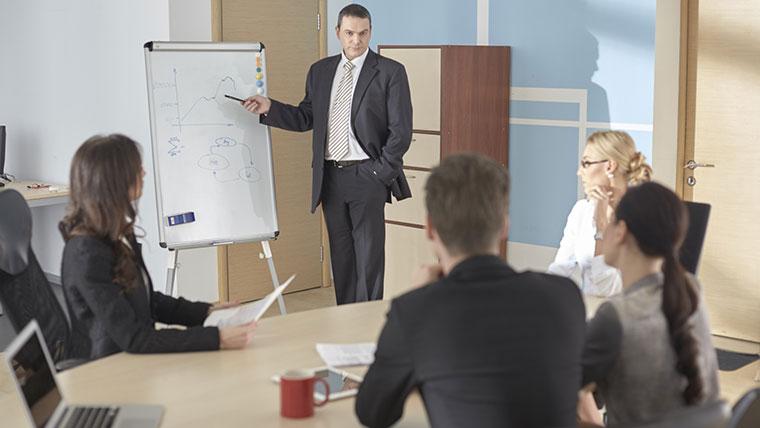 【ビジネス英語 STUDY6】英語でミーティングの進行