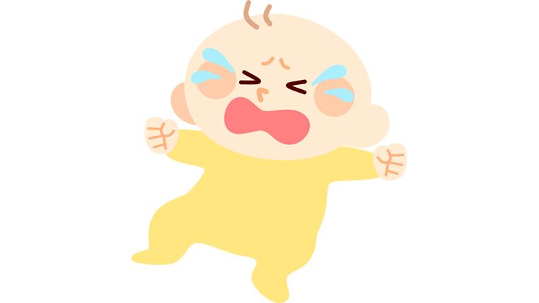 赤ちゃんが泣いてるときは、どうしたらいいの?心理学博士ママが答えます。