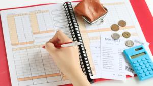 貯蓄の基本「家計簿」がつけられない人の対処法