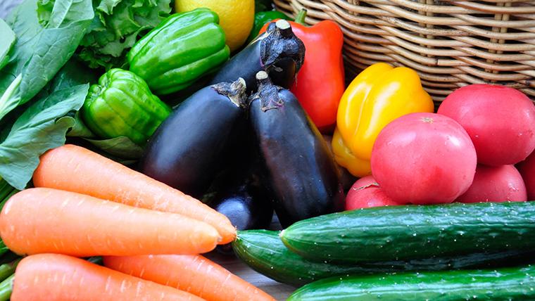 新鮮な野菜の選び方!レタス・トマト・キュウリ・大根などの見分け方
