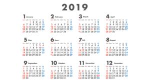 カレンダーの雑学!元号・六曜・干支について詳しく解説!