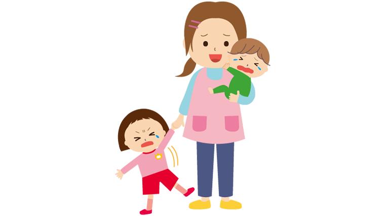 保育園に預けられる赤ちゃんはかわいそう?メリットとデメリットについて