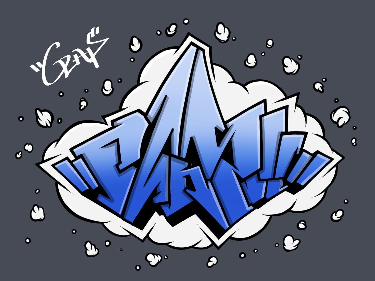 CLAP!!ロゴ3